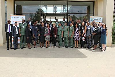 Group picture - photo: Wayamo Foundation