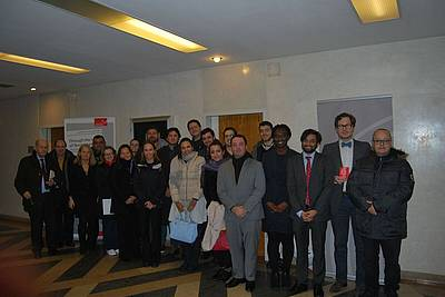 Brazilian Judges and Academics visiting the Nuremberg Academy