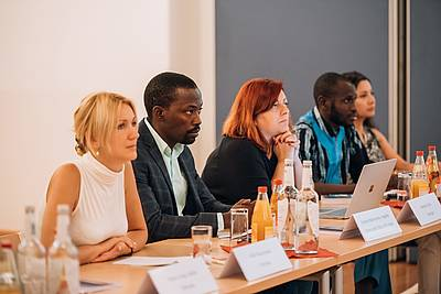 Participants of the Nuremberg Summer Academy 2018