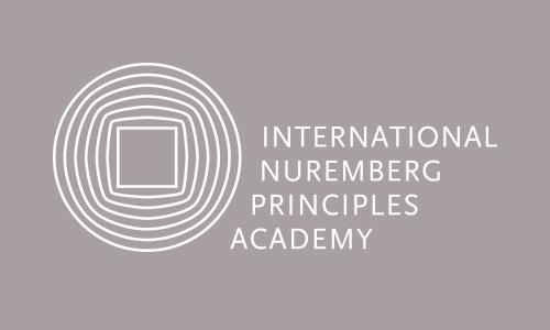 International Nuremberg Principles Academy: International Nuremberg  Principles Academy